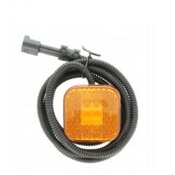 LAMPA OBRYSOWA BOCZNA DIODOWA MAN F90, F2000, L2000, M2000, TGA, TGX, TGS