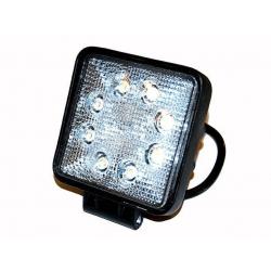 LAMPA ROBOCZA LED KWADRATOWA 8 DIOD